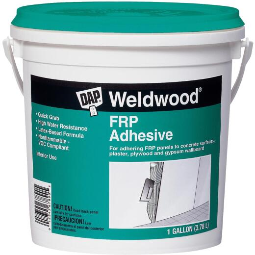 DAP Weldwood 1 Gal. FRP Panel Adhesive