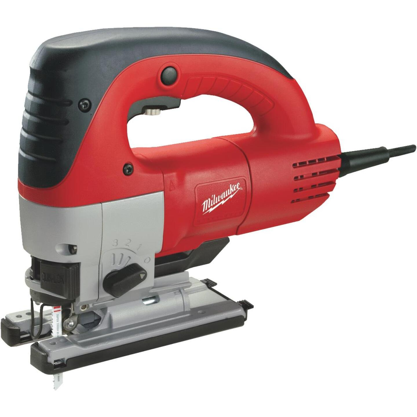 Milwaukee 6.0A 4-Position 0-3000 SPM Jig Saw Kit Image 1