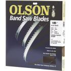 Olson 105 In. x 1/2 In. 3 TPI Hook Flex Back Band Saw Blade Image 1