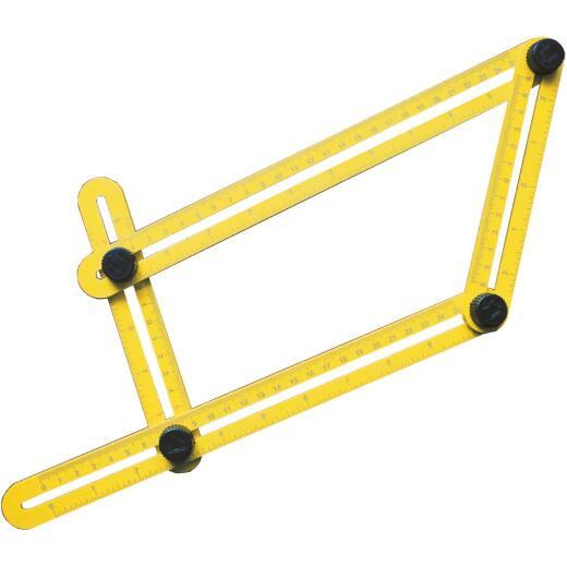 General Tools Angle-Izer Spacing Tool Template
