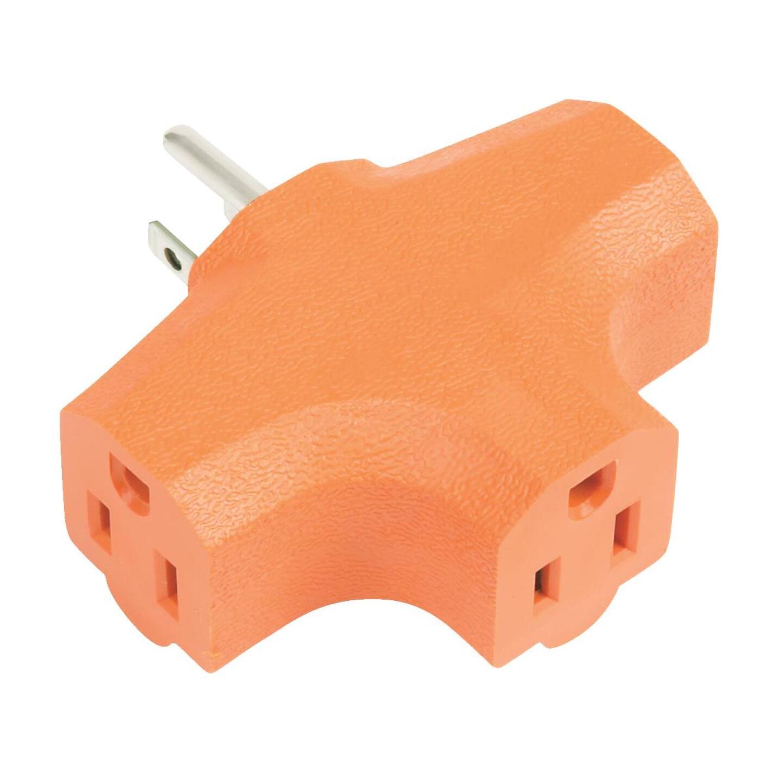 Do it Orange 15A 3-Outlet Tap Image 1