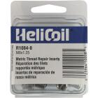 HeliCoil M8 x 1.25 Thread Insert Pack (12-Pack) Image 1