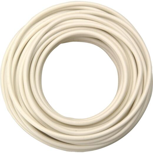 ROAD POWER 33 Ft. 18 Ga. PVC-Coated Primary Wire, White