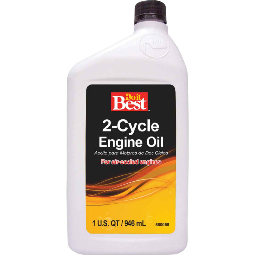 Do it Best 1 Qt. 16:1 to 50:1 2-Cycle Motor Oil