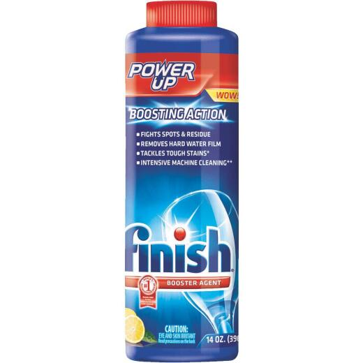 Finish 14 Oz. Powder Up Booster and Dish Drying Agent