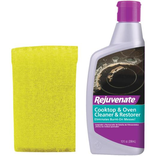 Rejuvenate 10 Oz. Cooktop & Oven Cleaner & Degreaser