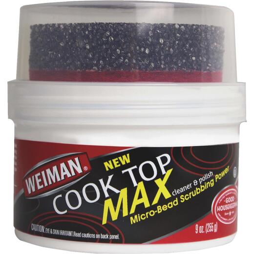 Weiman 9 Oz. Cook Top MAX Cleaner & Polish