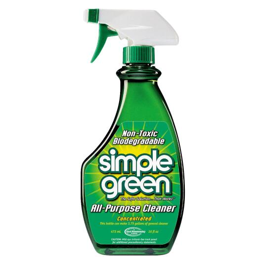 Simple Green 16 Oz. Liquid Concentrate  All-Purpose Cleaner & Degreaser