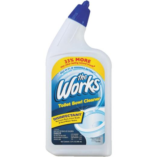 The Works 32 Oz. Bowl Cleaner