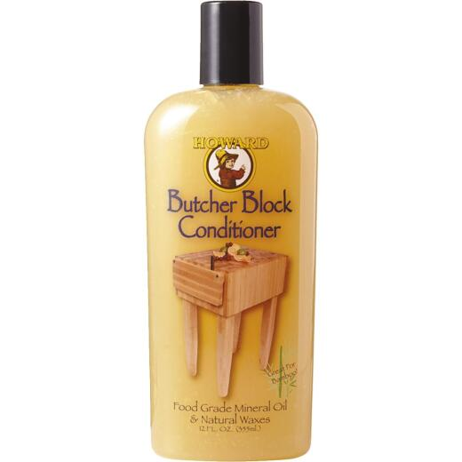 Howard 12 Oz. Butcher Block Conditioner