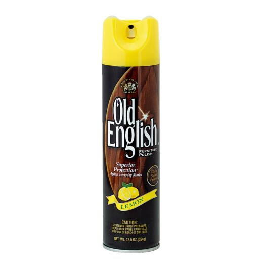 Old English 12.5 Oz. Lemon Wood Polish