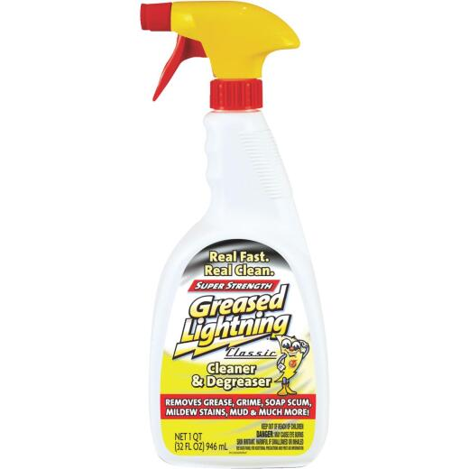 Greased Lightning 32 Oz. Classic Cleaner & Degreaser