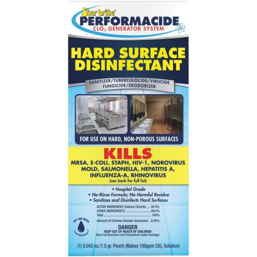 Performacide Hard Surface Disinfectant Kit, 32 Oz.