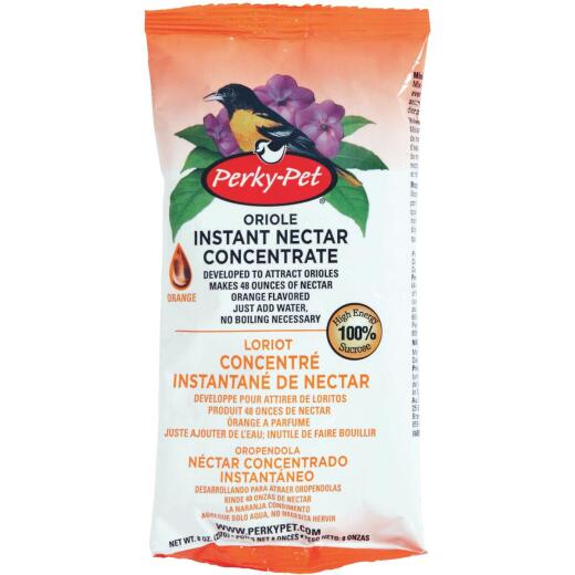 Perky-Pet 8 Oz. Orange Powder Concentrate Oriole Nectar