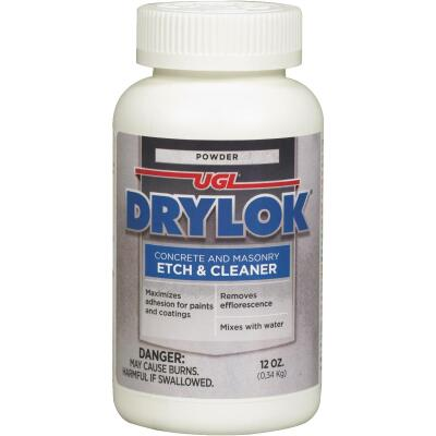 UGL Drylok 12 Oz. Concrete and Masonry Etch & Cleaner