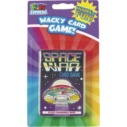 Fun Express Wacky Card Game Assortment