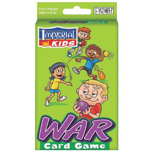 Patch Imperial Kids War Card Game